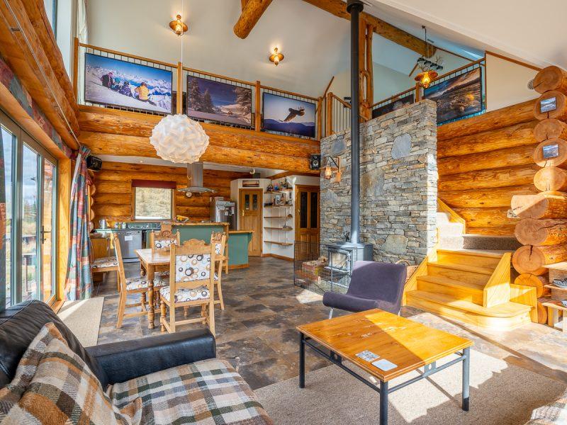 The Doug Log House